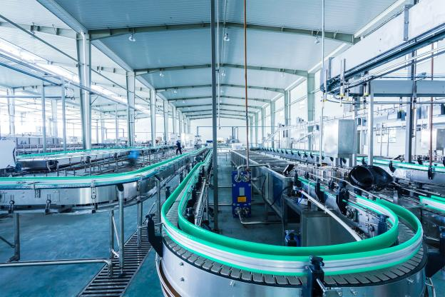 The principle and working principle of automatic filling machine