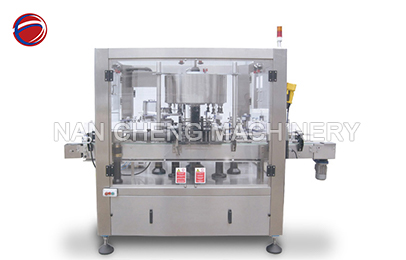 Automatic  linear type opp labeling machine