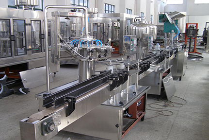 Introduction to linear filling machine