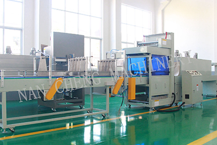 Filling classification of beverage filling machine