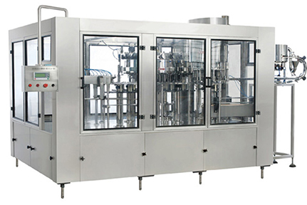 Development of the beverage machinery industry