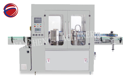Automatic  rotary type opp labeling machine
