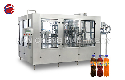 NC-D three-in-one equal pressure filling series