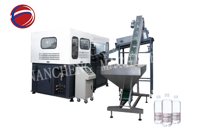 Automatic high speed blow molding machine